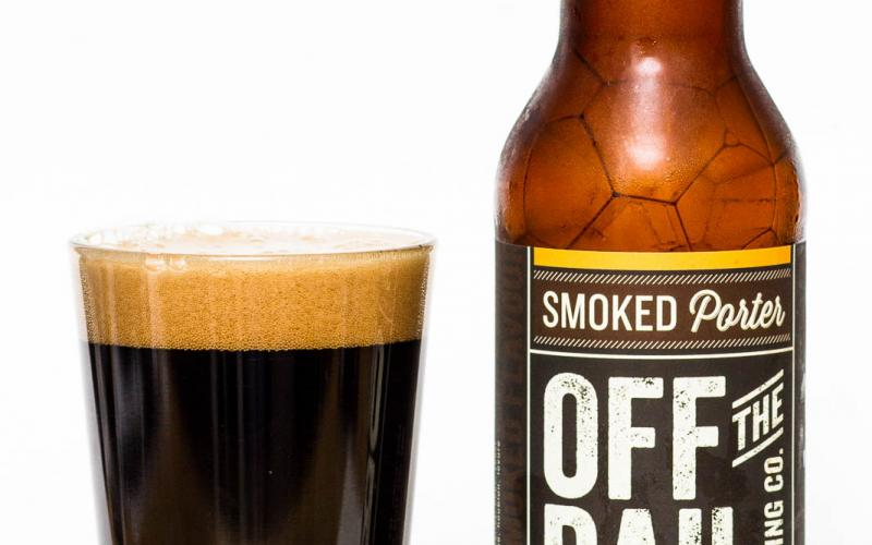 Off The Rail Brewing Co.  – Olde Winston Smoked Porter