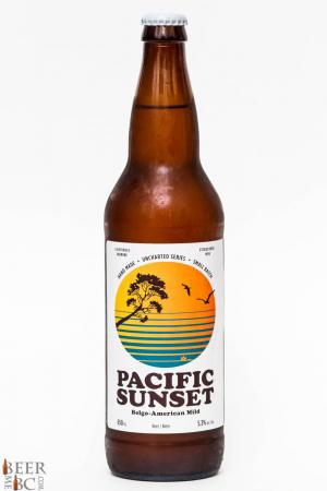 Lighthouse Brewing Pacific Sunset Belgo-American Mild Review