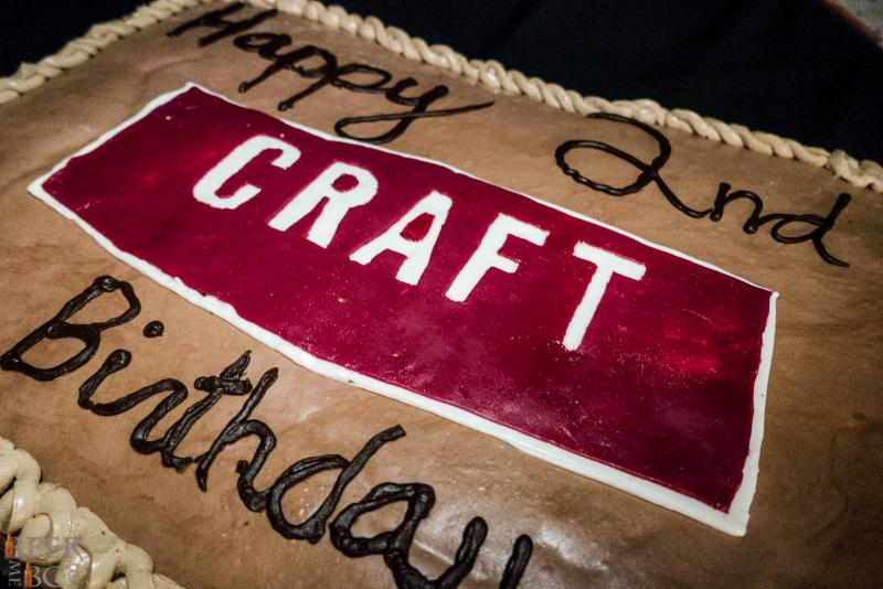 Craft Beer Market Birthday Cake