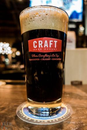 Craft Beer Market Beer Glass