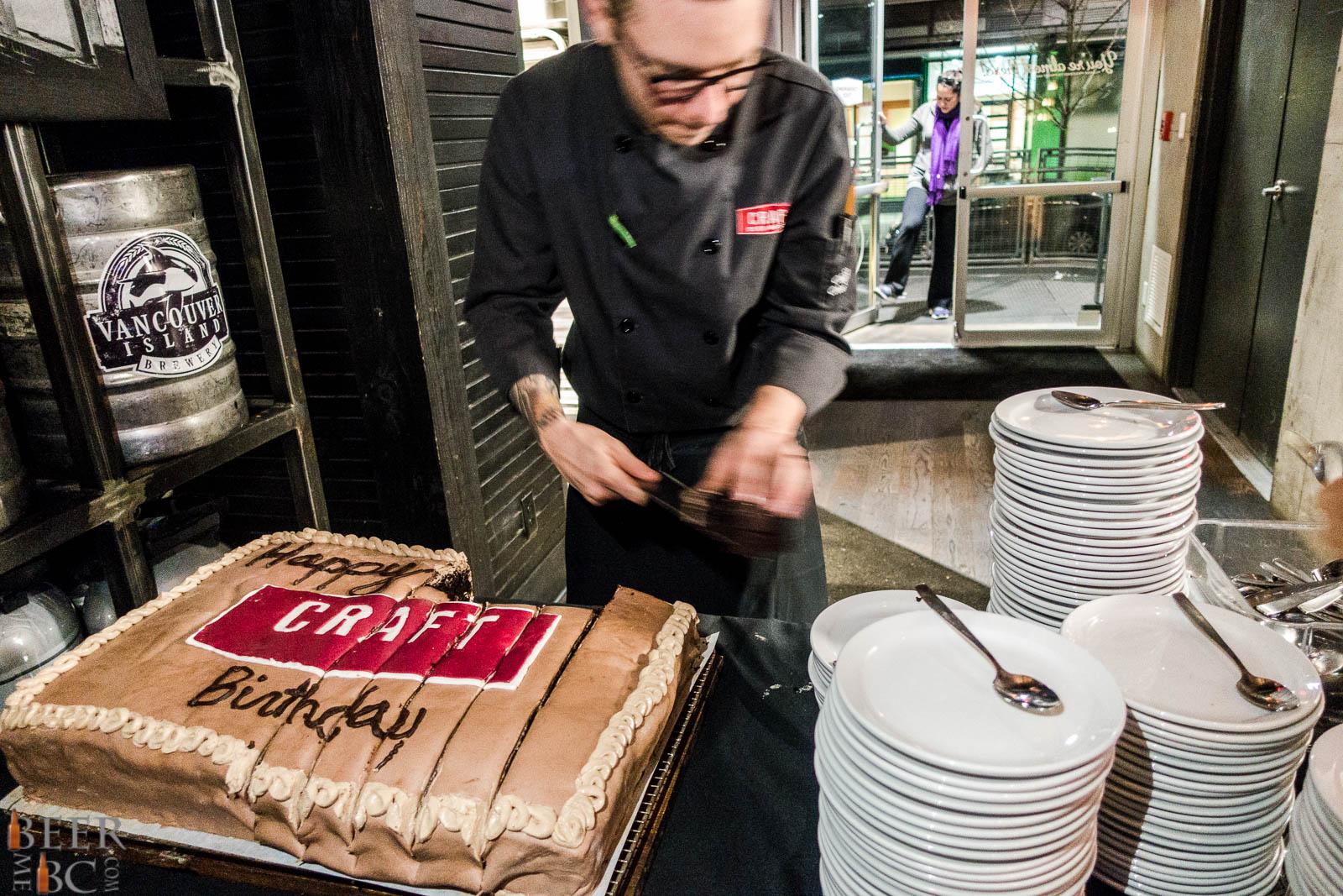 Craft Beer Market Vancouver Birthday