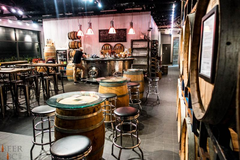 Deep Cove Brewers & Distillers Receive Lounge Endorsement