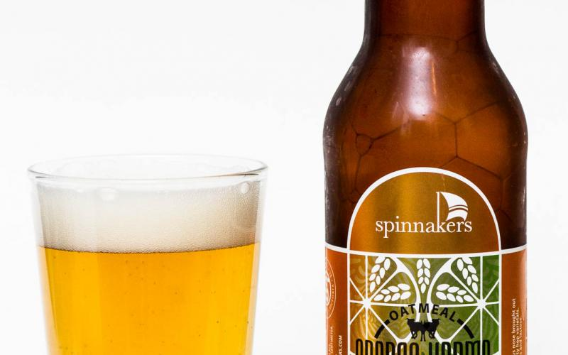 Spinnaker's Brewing Co. – Orange Karma Oatmeal Cream Ale