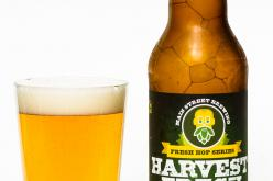 Main Street Brewing Co. – Harvest Fresh Rye IPA