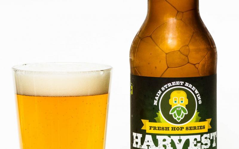 Main Street Brewing Co. – Harvest Fresh Rye IPA