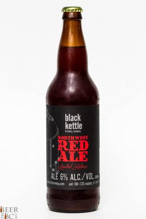 Black Kettle Northwester Red Ale Review
