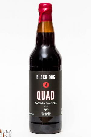 Red Collar Brewing - Black Dog Quad