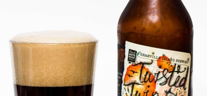 Granville Island Brewing Co. – Twisted Twin Dunkelweizen