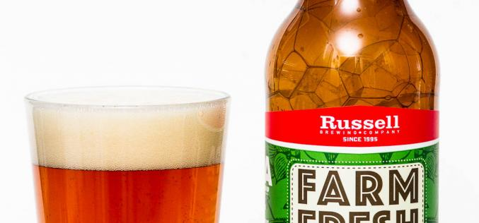 Russell Brewing Co. – Farm Fresh IPA