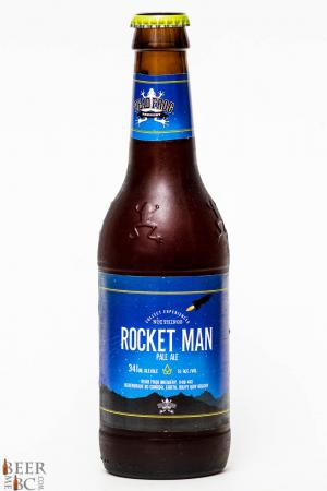 Dead Frog Brewery Rocket Man Pale Ale Review