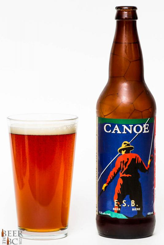 Canoe Brewpub ESB Review