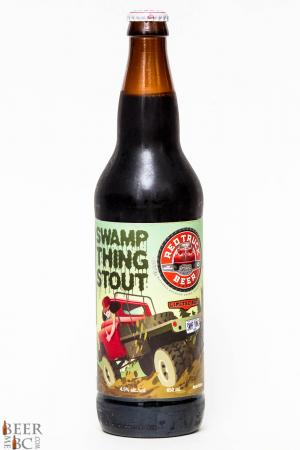 Red Truck Brewing Swamp Thing Stout Review