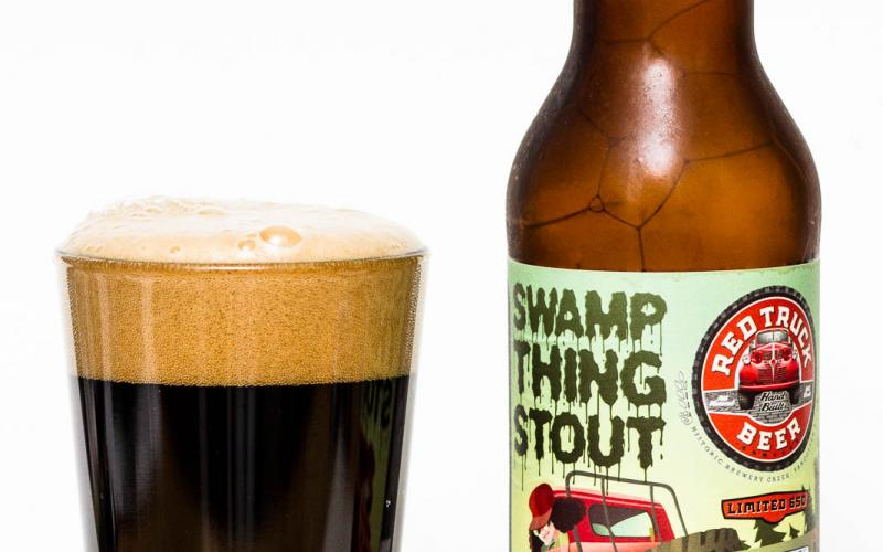 Red Truck Beer Co. – Swamp Thing Stout