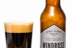 Steel & Oak Brewing Co. – Windrose Four Grain Porter