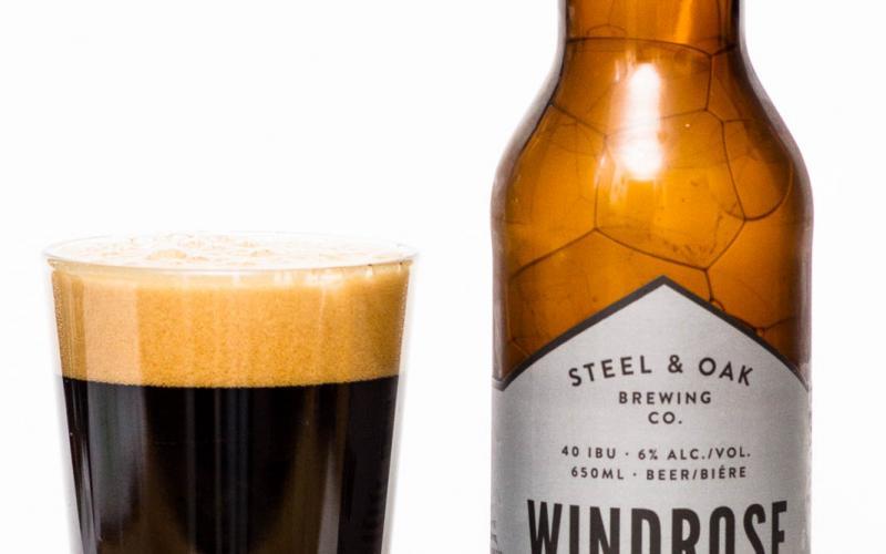 Steel & Oak Brewing Co. – Windrose Four Grain Porter