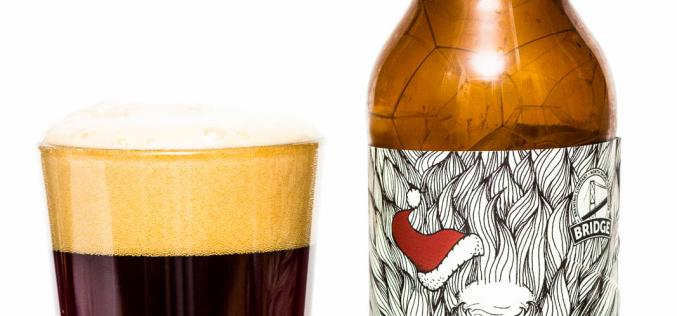 Bridge Brewing Co. – Sleigh Booster Imperial Red Ale
