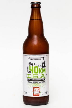 Longwood Brewery 40km Fresh Hop ISA Review