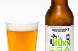 Longwood Brewery – 40KM Wet Hop Island Session Ale