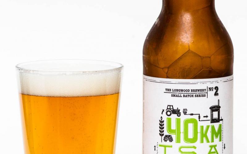 Longwood Brewery – 40KM Wet Hop Island Session Ale