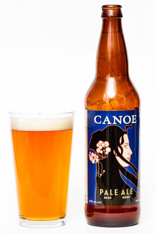 Canoe Brewpub Pale Ale Review