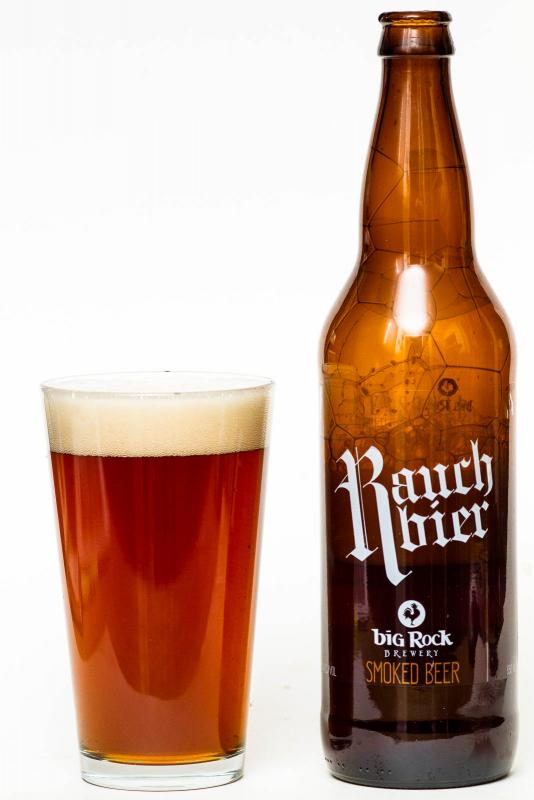 Big Rock Urban Brewery Rauchbier Review