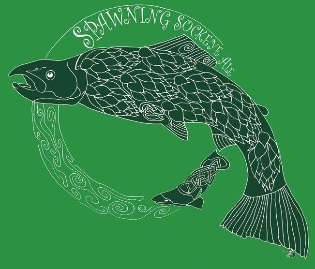 Crannog - Spawning Sockeye Ale