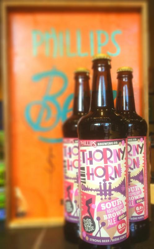 Phillips Thorny Horn Sour