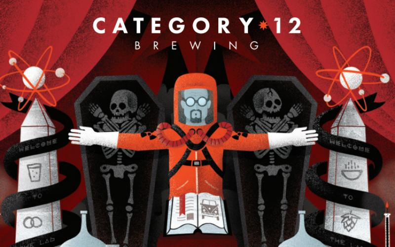 Category 12 Brewing Launches Induction Dubbel