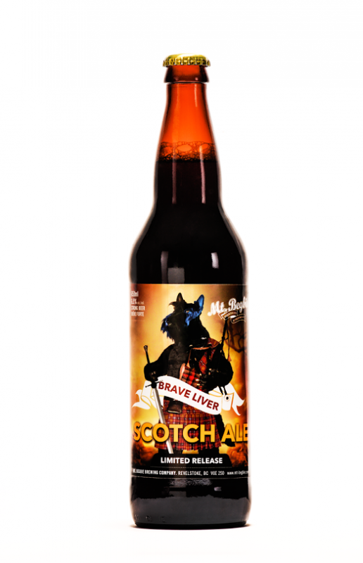 Mt Begbie Brave Liver Scotch Ale