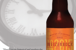 R&B Releases Weizenbock in Mt Pleasant Limited Release Series