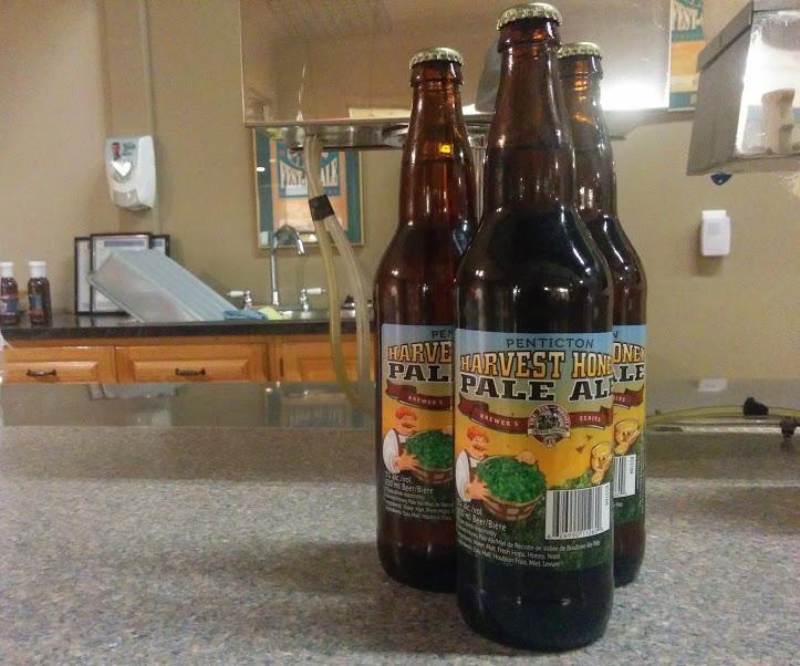 Tin Whistle Penticton Harvest Honey Ale Release