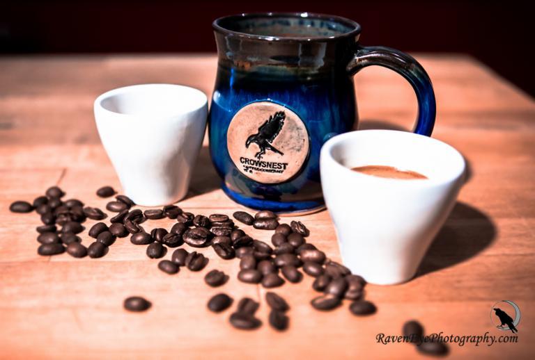 Crow Coffee - Fernie BC