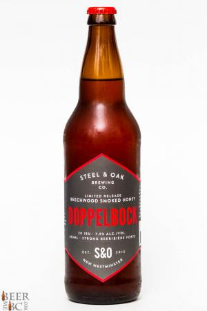 Steel & Oak Smoked Doppelbock Review