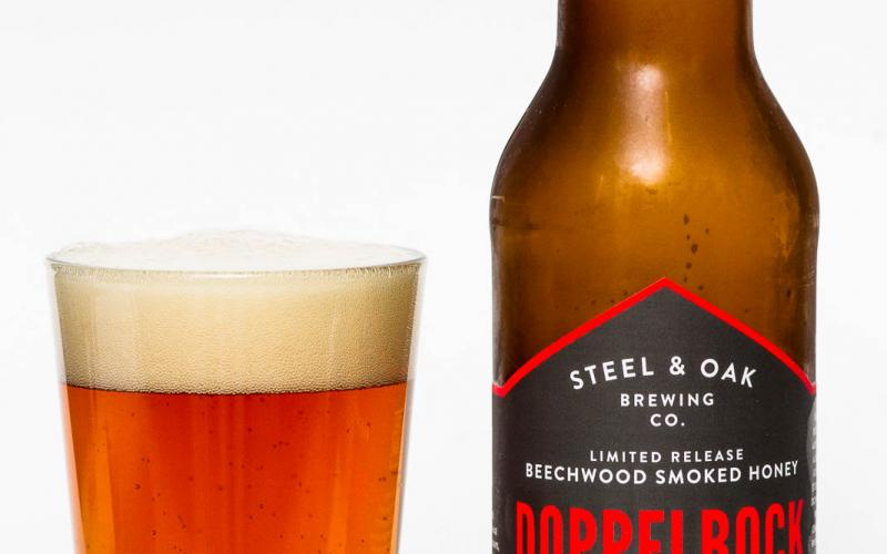 Steel & Oak Brewing Co. – Beechwood Smoked Doppelbock
