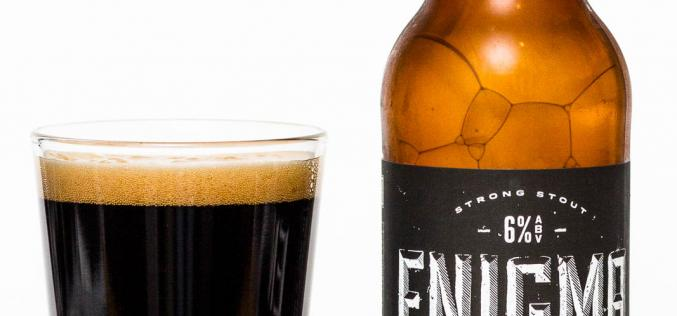 Powell Street Brewery – Enigma Stout