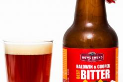 Howe Sound Brewing – Baldwin & Cooper Best Bitter