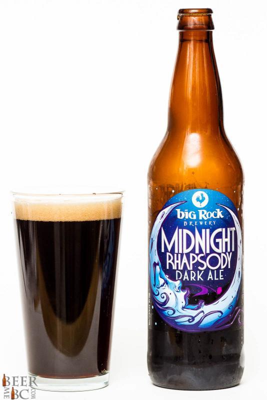 Big Rock Brewing Midnight Rhapsody Dark Ale Review