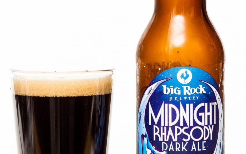 Big Rock Brewery – Midnight Rhapsody Dark Ale