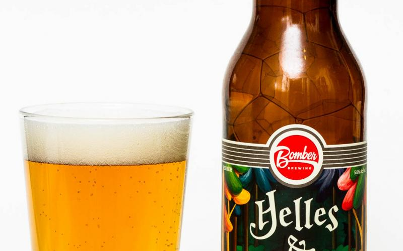 Bomber Brewing Co. – Helles & Gretel Lager