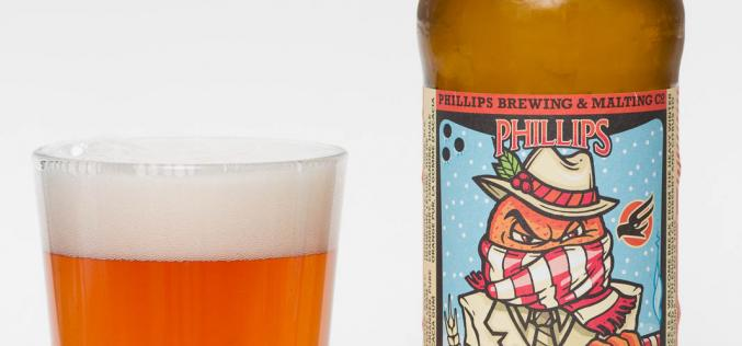 Phillips Brewing Co. – Scarfface Cranberry Orange Wit