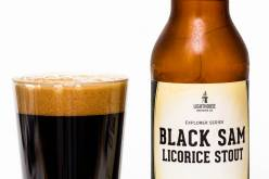 Lighthouse Brewing Co. – Black Sam Licorice Stout