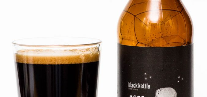 Black Kettle Brewing Co. – Keep The Lights Out Oatmeal Stout