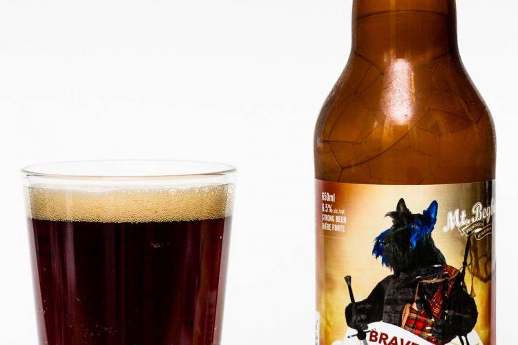 Mt Begbie Brewing Co. – Brave Liver Scotch Ale