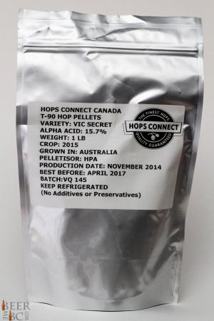 Craft Beer Hop Profile - Vic Secret