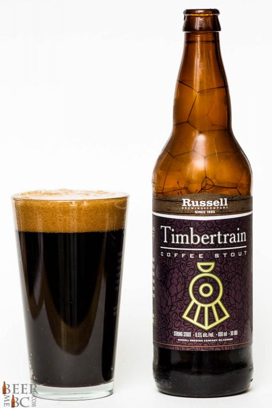 Russell Brewery Timbertrain Coffee Stout Review