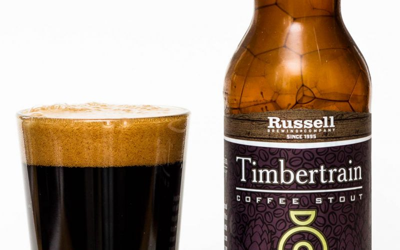 Russell Brewing Co. – Timbertrain Coffee Stout