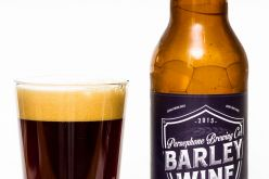 Persephone Brewing Co. – 2015 Barley Wine