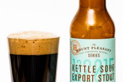 R&B Brewing Kettle Sour Export Stout