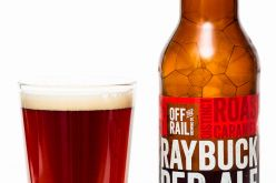 Off The Rail Brewing Co. – Raybuck Red Ale
