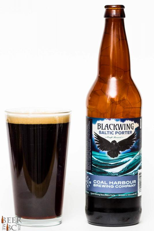 Coal Harbour Blackwing Baltic Porter Review